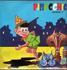 disco 45 GIRI PINOCCHIO PARTE I e II MELODY