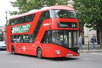 New bus for London - Borismaster LT10 6x4 Quality Bus Photo