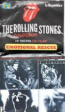 Rolling Stones Collections Mondadori Cd Digipack Blisterato Emotional Rescue