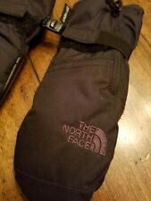 North Face Childrens Black Dry Vent Winter Mittens Sz 4T