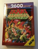 IKARI WARRIORS (Atari 2600) Factory Sealed
