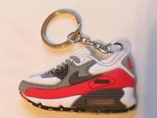 Nike Air Max Schlüsselanhänger Sneaker Keychain Rot