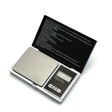 Portable Digital Pocket Weight Scale,  High Accuracy Precision Balances Scale, g