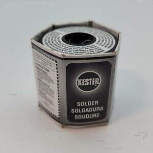 Kester #66/44 Thin Wire Solder .031 Rosin Core 66/44 1 Pound (1080403)