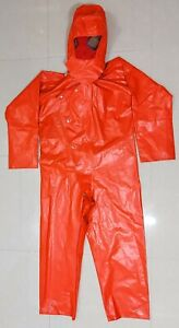Trellchem 100 Type 4 Chimique Protection Suit Sécurité Suit (Taille: M)