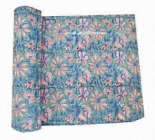 New Indian Cotton Kantha Quilt Twin Bedspread Coverlet Bedding Hand Block Print