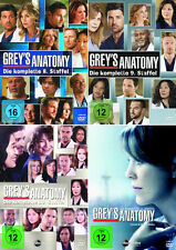 Grey's Anatomy - Die komplette 8. - 11. Staffel (Greys)              | DVD | 273