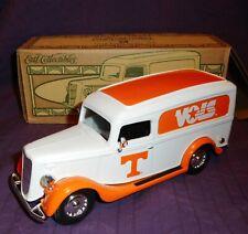#12 Ford Panel Van UT University of Tennessee ERTL Diecast Truck ~ 2002 Lmt Ed