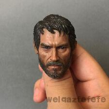 The Last of Us TLOU Headplay Joel Head Sculpt  1/6 Scale