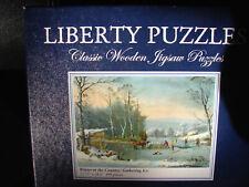 "Liberty Classic Jigsaw Puzzle- ""Winter.."""