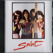 SAINT - SELF TITLED - RETROSPECT OUT OF PRINT CD