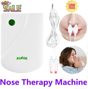 Nose Bionase Rhinitis Sinusitis Massage Cure Therapy Device Laser Treatment Care