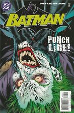 Batman #614 2002 Hush Jim Lee Jeph Loeb DC Comics VF JOKER COVER