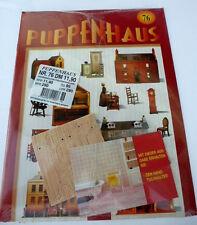 Del Prado Puppenhaus rote Serie Heft 76 / NEU / OVP / Maßstab 1:12 / Spielhaus