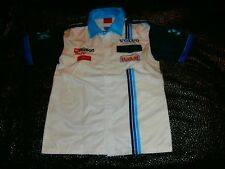 GRM Gary Rogers Motorsports VOLVO DEALER RACING PIT Crew Shirt XS # 34 THROWBACK