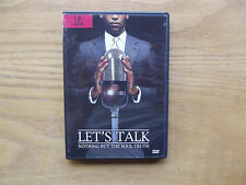 Let's Talk - Nothing But The Soul Truth (Rare DVD, 2001) Clayton Prince