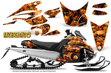 Yamaha FX Nytro 08-14 Graphics Kit CreatorX Snowmobile Sled Decals INFERNO O