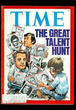 1976 Time Magazine: The Great Talent Hunt- The Transition