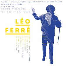 CD Léo Ferré, accompagné par les Orchestres de Paul Mauriat et Franck Aussman