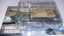 Takara 1/144 World Tank Museum 2. German Jagdpanther Tank. In dark yellow. (#22)