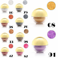 Wholesale Loose Shimmer Eyeshadow Powder MAKEUP SALON Cosmetic Eye Shadow