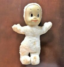 Vintage Casper The Friendly Ghost Pull Toy Doll Mattel 1962 Halloween-No Reserve