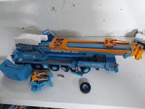 Modellkran, Teleskopkran, Liebherr,  Ltm , Modell,  Conrad,  1:50
