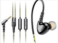 Waterproof Earphones Sports Running Headphones HIFI Bass Stereo Headset Ear hook