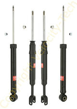 KYB 4 EXCEL G STRUTS SHOCKS 2000-2006 AUDI A4 S4 FULL SET OF 4