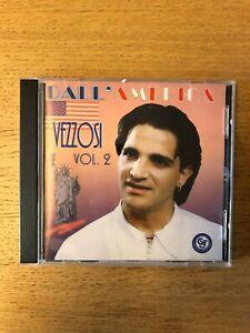GIANNI VEZZOSI - DALL'AMERICA VEZZOSI 2 CD RARO FUORI CATALOGO CATANIA NAPOLI