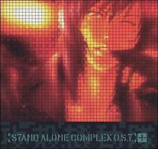 Ghost in the Shell: Stand Alone Complex by Original Soundtrack (CD, Nov-2004,...