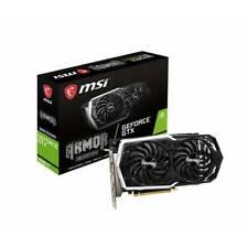 (R) MSI GeForce GTX 1660 Ti ARMOR 6G OC Graphics Card