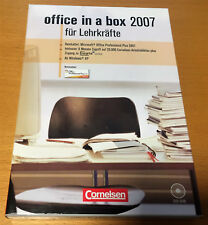 Microsoft Office 2007 Professional (office in a box) - Deutsch mit Product Key