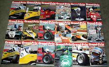 18 Grand Prix International Magazines