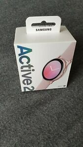 Samsung Galaxy Watch Active2 Pink Gold SmartWatch - SM-R830NZDABTU