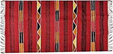 100% Wool handloomed handmade Egyptian Tirbal kilim rug 28x61 inch Rug10