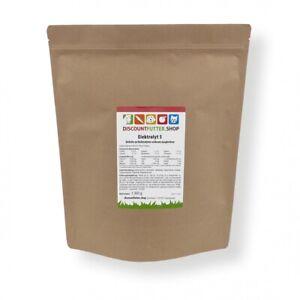 Elektrolyt 5 (Pellets) - 1 kg - hochverfügbare essenzielle Elektrolyte