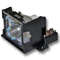 Alda PQ Beamerlampe / Projektorlampe für SANYO PLV-80L Projektoren, mit Gehäuse