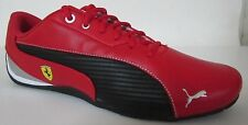 Puma  Drift  Cat  5 Ferrari Red/Black  Men  Walking  Shoes 10