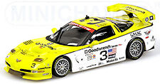 CHEVROLET CORVETTE C5R 24h Daytona 2000 #3 Becarios KNEIFEL Bell 1:43