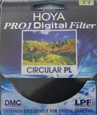 HOYA Pro1 Digital DMC Filter Circular PL 77mm für Digitale Kameras schwarz NEU