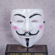 V for Vendetta Mask Anonymous Guy Fawkes Fancy Dress Fancy Costume For Cosplay