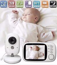 Lullaby Bay-Wireless Digital Video Baby Monitor Con Cámara. RRP £ 94.99