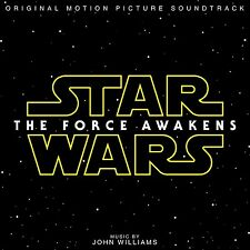 John est/williams-star wars: the Force Awakens (Deluxe Edition.) CD NEUF