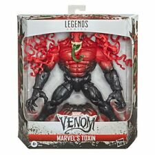 Venom Wunder Toxin Legends Series Hasbro E9629