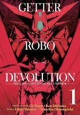 Getter Robo Devolution Vol. 1 [Getter Robo Devolution, 1] Ishikawa, Ken LikeNew