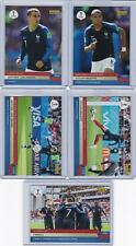 2018 Panini Instant World Cup Team Set France (37 Cards) PR 65 Kylian Mbappe