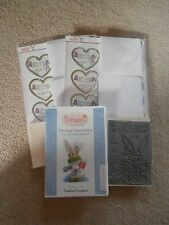 Crafters companion Bebunni CD Rom and cards (Brand New)