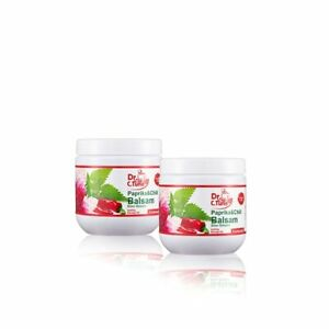 Farmasi Dr. C Tuna Paprika & Chili Double Effect Balsam 2X 17 fl.oz / 500 ml ea
