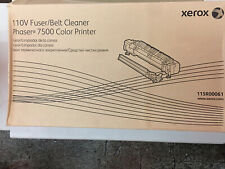 XEROX 115R00061 110V FUSER / BELT CLEANER ASSEMBLY PHASER 7500